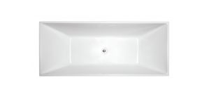 RECTANGULAR BATHTUB MODEL -2